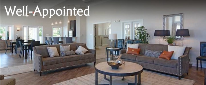 Luxury Apartments in Charlottesville
