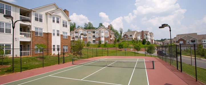 Charlottesville Apartment Complexes