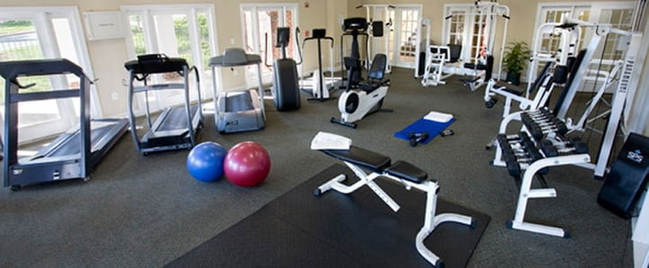 Charlottesville va Apartments for rent with fitness room