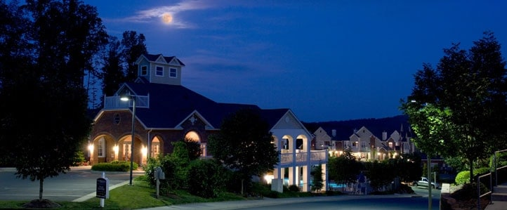 Carriage Hill Apartments in Charlottesville Virginia