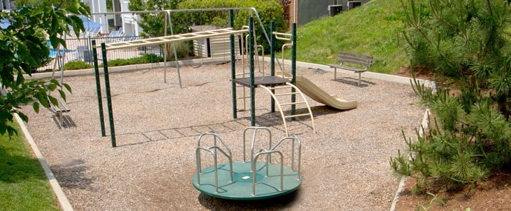 Charlottesville Apartments for rent with playground