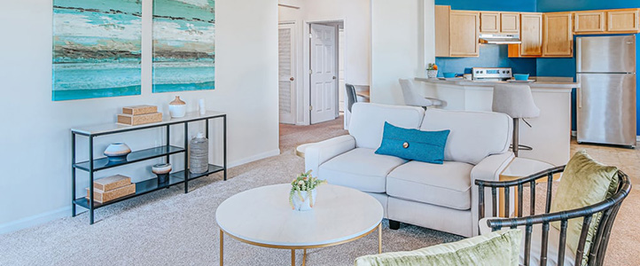 Carriage Hill Luxury Apartments in Charlottesville
