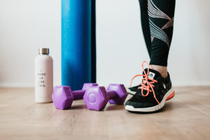 Exercising in your Charlottesville apartment