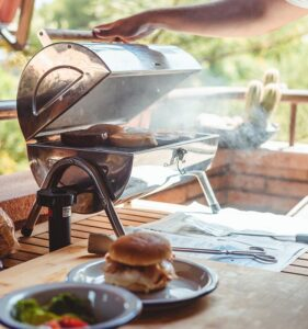 Throw an Apartment Friendly Barbecue