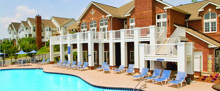 Carriage Hill Charlottesville Apartments