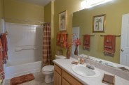 Carriage Hill Apartment Bathroom