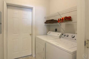 Carriage Hill Apartment Laundry Room