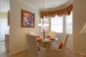 Carriage Hill Apartment Dining Room