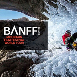 Banff Centre Mountain Film Festival
