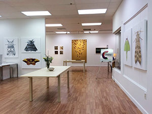 Chroma Projects Art Laboratory in Charlottesville