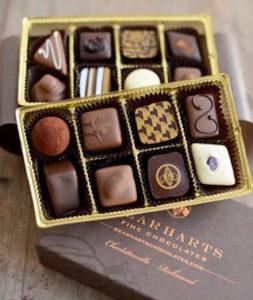 Gearharts Chocolates in Charlottesville, VA
