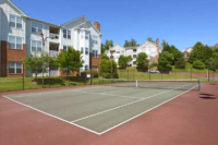 Carriage Hill Tennis Court