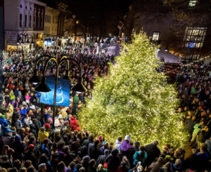 Tour Charlottesville's Sparkling Holiday Season